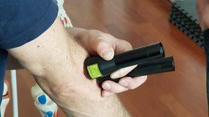 teniszkönyök kezelése Safe Laserrel