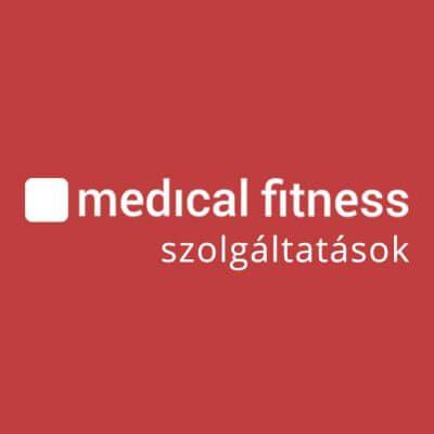 Medical Fitness szolgáltatások